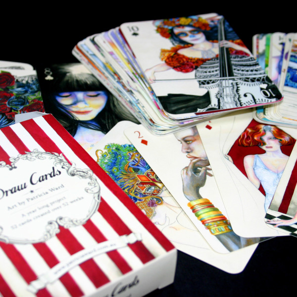draw cards